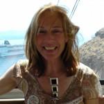 Vicki in Greece