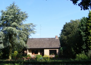 Our new home in Holland