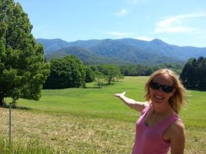 Vicki in the Promised Land, Bellingen