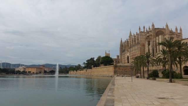 A tourist's view of Palma, Mallorca
